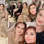 Beautiful Clicks of Javeria Saud from a Recent Wedding