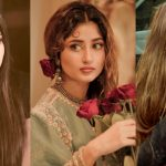 Gorgeous Sajal Ali Latest Beautiful Clicks