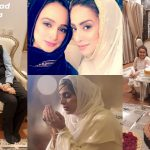 Actress Noor Bukhari Daughter Birthday and Milad