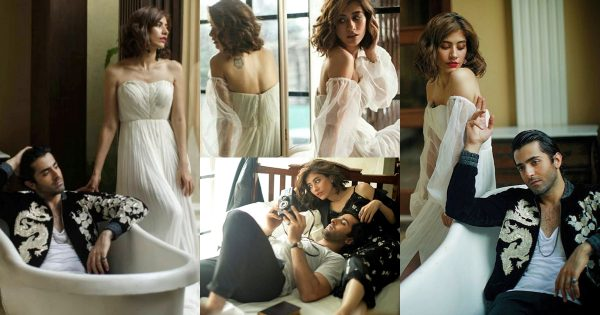 Syra Yousaf and Shehryar Munawar Photoshoot – Latest Pictures