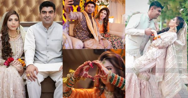Famous Youtuber Amna Riaz of Kitchen with Amna Got Married
