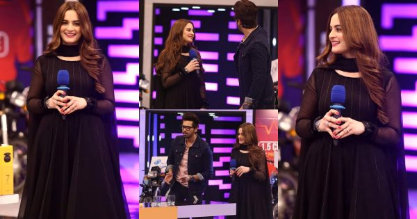 Gorgeous Aiman Khan in Jeeto Pakistan – Beautiful Pictures