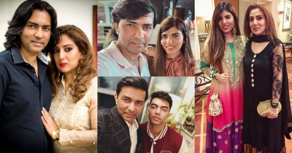 Sajjad Ali with his Family – Adorable Pictures