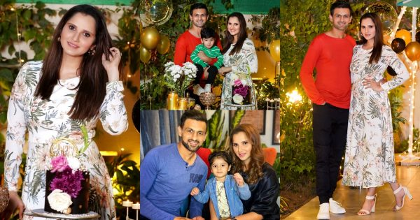 Sania Mirza Birthday with Her Family – Beautiful Pictures
