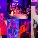 Aiman Khan and Minal Khan Birthday Bash Beautiful Pictures