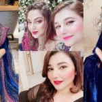 Javeria Saud Beautiful Pictures from a Recent Wedding