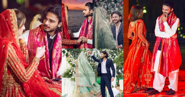 Youtuber Ukhano Wedding Pictures