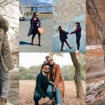 Beautiful Clicks of Waliya Najib With her Husband in Hunza