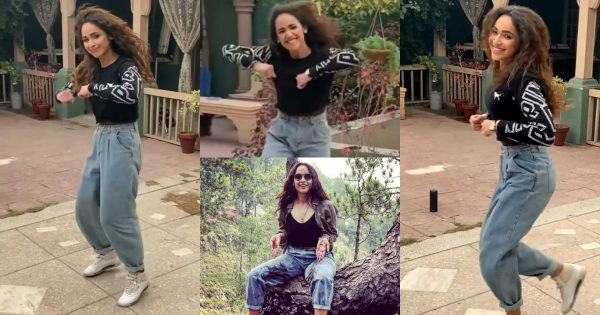 Faryal Mehmood Amazing Dance Moves in her Latest Video