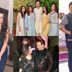 Saleem Sheikh with his Family – Latest Pictures