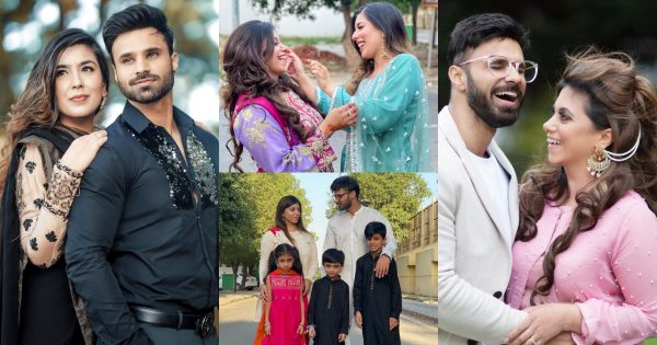 Youtuber Rahim Pardesi With His Both Wives – Beautiful Pictures