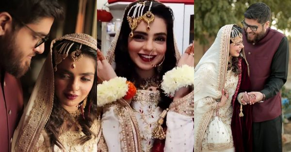 Actress Srha Asghar Nikah Pictures