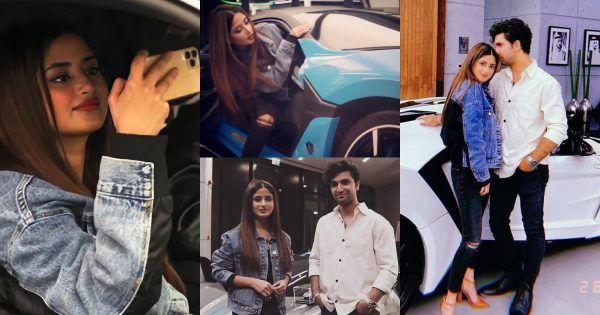 Sajal Aly and Ahad Raza Mir – Latest Pictures