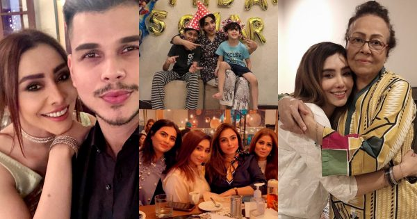 Beautiful Family Pictures of Talented Actress Maira Khan
