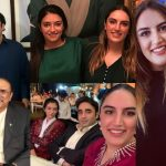 Bilawal Bhutto with his Sisters – Beautiful Clicks