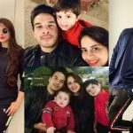 Fatima Effendi and Kanwar Arsalan with Kids – Beautiful Pictures
