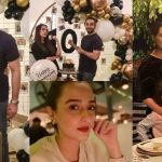 Momal Sheikh 10th Wedding Anniversary – Beautiful Pictures