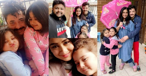 Madiha Rizvi with her Family – Latest Pictures