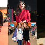 Celebrities Spotted at Zainab Chotani Fashion Show
