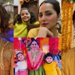 Beautiful Clicks of Nimra Khan from her Friend's Wedding