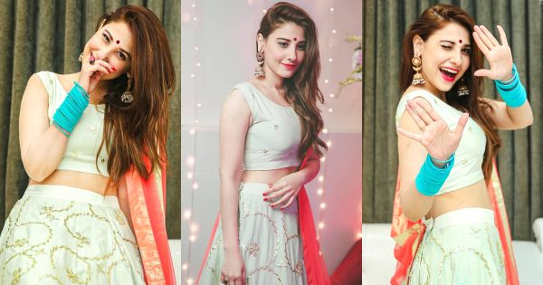 Hina Altaf Beautiful Clicks from Recent Family Wedding Event