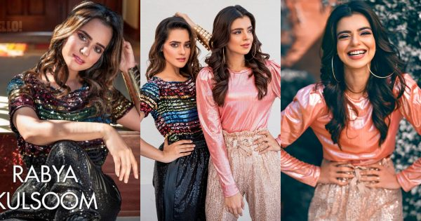 Beautiful Photoshoot of Rabya Kulsoom and Srha Asghar for Hello Pakistan