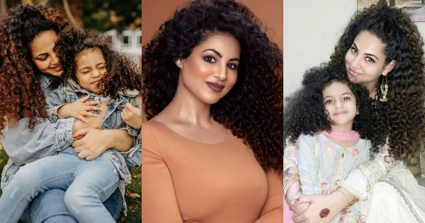 Singer Annie Khalid with her Daughter – Adorable Pictures
