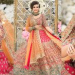 Gorgeous Kiran Haq Latest Bridal Photoshoot