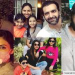 Model Sunita Marshal Latest Pictures with Family