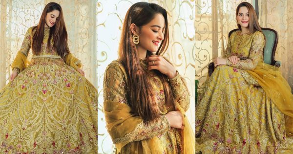 Aiman Khan is Looking Gorgeous in her Latest Shoot