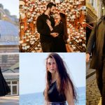 Komal Baig Latest Beautiful Pictures with her Husband from Istanbul