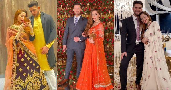 New Pictures of Fiza Khawar with Husband After Wedding