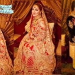 Actress Natasha Ali Shared her Wedding Pictures
