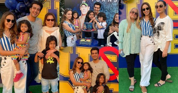Actor Shahzad Sheikh Son 6th Birthday Party – Beautiful Pictures