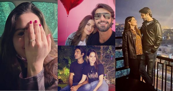 Minal Khan is Getting Engaged to Ahsan Mohsin Ikram