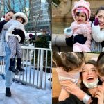 Actress Sidra Batool with Daughters – Latest Adorable Pictures