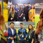 Celebrities Spotted at Latest Match of PSL-6