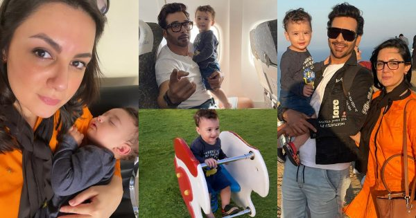 Faysal Quraishi's with his Family in Gwadar – Beautiful Pictures