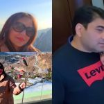 Beautiful Nadia Khan with her Husband at Malam Jabba Sawat – Pictures and Videos