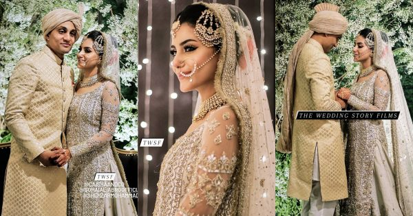 Exclusive Wedding Pictures and Video of Actress Sohai Ali Abro