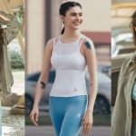 Model Saheefa Jabbar Latest Pictures in Gym Suit