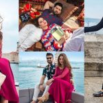 Aiman Khan and Muneeb's Photoshoot In Turkey for Borjan Shoes