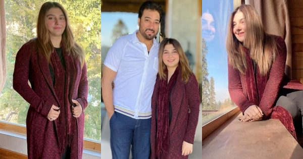 Beautiful Pictures of Javeria and Saud from Recent Vacations