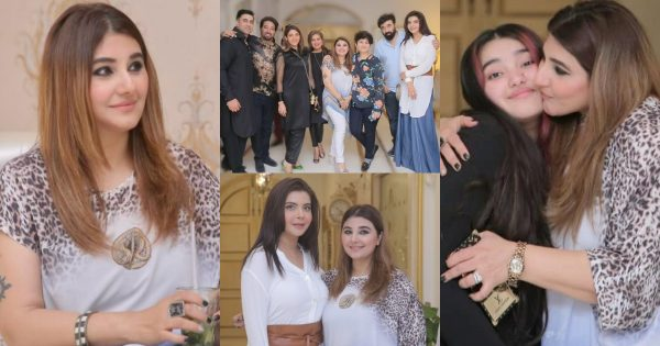 Celebrities Spotted at Javeria Saud House for Dinner Party