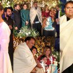 Celebrities Spotted at Birthday Party of Minister Fawad Chaudhry