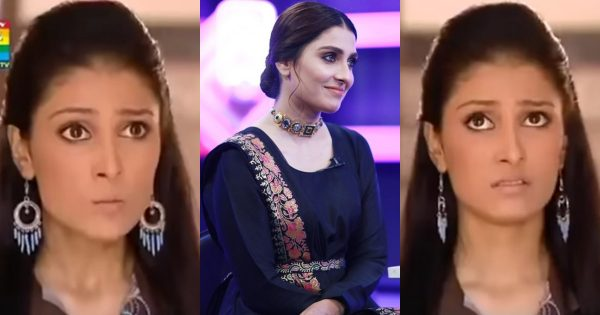 Ayeza Khan Old Drama Clip Will Leave you in Shock
