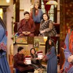 Nida Yasir New Ramazan Show Shan e Suhoor – Beautiful Pictures