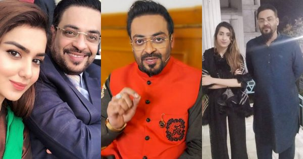 Dr. Aamir Liaquat's Reply On His Third Marriage News