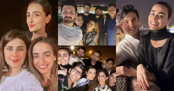 Celebrities Clicks from Game Night Hosted By Momal Sheikh