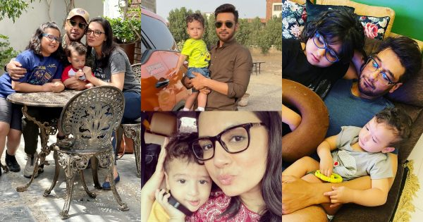 Beautiful Latest Family Pictures of Faysal Qureshi